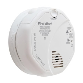 Buy BRK Electronics 1039339 Alarm Combo Sco5Mrva Photo Battery - Safety