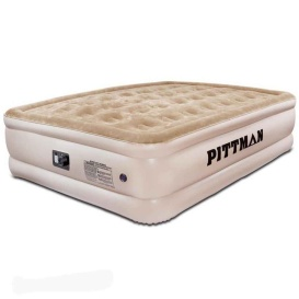Buy Air Bedz PPI-QCDH2 Queen Double High Mattress w/Pump - Bedding