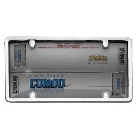 COMBO KIT CHROME/SMOKE