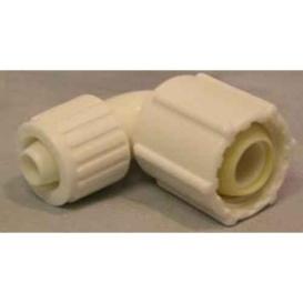 Buy Elkhart Supply 16817 1Pc 3/8 X 1/2 Swivel Elbo - Freshwater Online RV