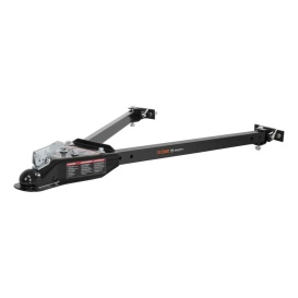 "Adjustable Tow Bar with 2"" Coupler (Adjusts 26"" to 41"" Wide)"