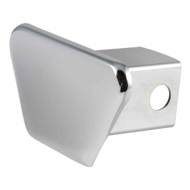 """Buy Curt Manufacturing 22101 2"""" Chrome Steel Hitch Tube Cover (Packaged) -"""