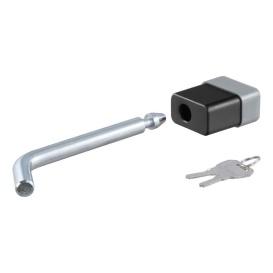 "Buy Curt Manufacturing 23020 1/2"" Hitch Lock (1-1/4"" Receiver, Deadbolt"