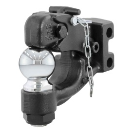 Buy Curt Manufacturing 45920 Replacement Channel Mount Ball & Pintle