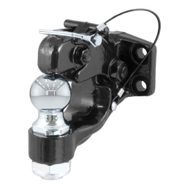 """Buy Curt Manufacturing 48190 Ball & Pintle Combination (2"""" Ball, 10,000"""