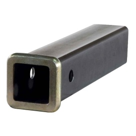 """Buy Curt Manufacturing 49120 12"""" Raw Steel Receiver Tubing (2"""" Receiver) -"""