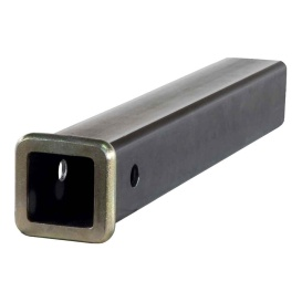 """Buy Curt Manufacturing 49180 18"""" Raw Steel Receiver Tubing (2"""" Receiver) -"""