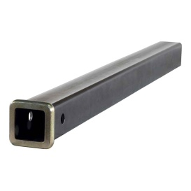 """Buy Curt Manufacturing 49360 36"""" Raw Steel Receiver Tubing (2"""" Receiver) -"""
