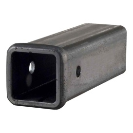 """Buy Curt Manufacturing 49510 10"""" Raw Steel Receiver Tubing (2-1/2"""""""
