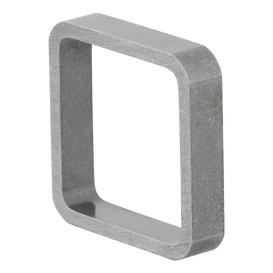 Buy Curt Manufacturing 49770 Raw Steel Receiver Tube Reinforcement Collar
