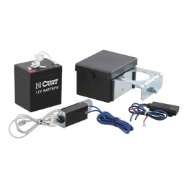 Buy Curt Manufacturing 52028 Soft-Trac 2 Breakaway Kit with Charger -