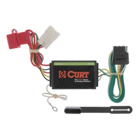 Buy Curt Manufacturing 56039 Custom Wiring Connector (4-Way Flat Output