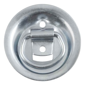 """Buy Curt Manufacturing 83710 1-1/8"""" x 1-5/8"""" Recessed Tie-Down Ring (1,000"""
