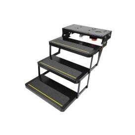 Buy Lippert 3658374 Frame, Step 25 Series Black For Triple Series - RV