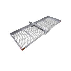 Buy Reese 1395800 Cargo Tray Alum Hitch Mount - Cargo Accessories