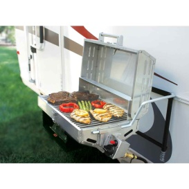 Olympian 5500 Stainless Steel Portable/RV Grill