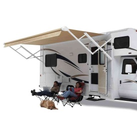 Buy By Carefree, Starting At Travel'r Electric Awning Arms - Patio Awnings