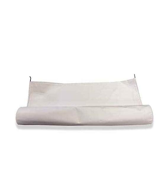 """Fabric For Slideout Kover 77"""" White"""