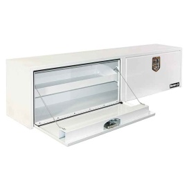 TOOLBOX,TOPSIDER,72IN,SST T-HDL,WHI