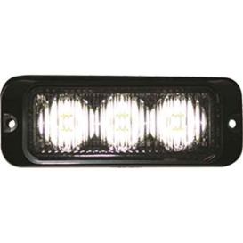"Buy Buyers Products 8891121 3.86"" WHITE LED MINI STROBE (EACH) - Emergency"