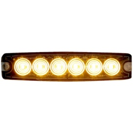 Buy Buyers Products 8892200 LIGHT,STROBE,5-1/8IN,6-LED,AMBER - Emergency