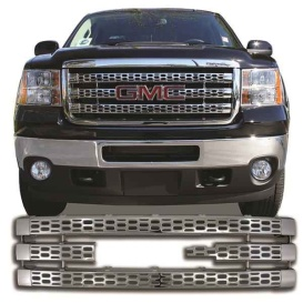 GRILLE OVERLAY GMC