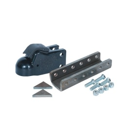 Buy Demco 612595 2.3125 CHANNEL MOUNT KIT PLATED - Tow Dollies Online|RV