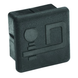 Buy DrawTite 7010 RECEIVER TUBE COVER - Hitch Extensions Online|RV Part