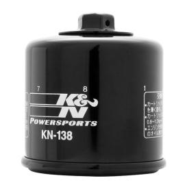 Buy K&N Filters KN138 OIL FILTER - Automotive Filters Online|RV Part Shop
