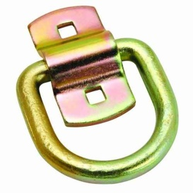 Buy Tow Ready 63024 FORGED D-RING W/MOUNTING - Pintles Online|RV Part Shop