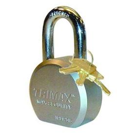 "Buy Trimax TPL1251S PAD LCK 64MM SQUARE-1.25"" - Hitch Locks Online|RV Part"