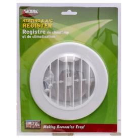 Buy Valterra A103345VP AC REG NON-DAMP WHITE,CD - Furnaces Online|RV Part