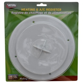 """Buy Valterra A103354VP AIR PORT ROOF A/C 4"""" WH - Air Conditioners"""