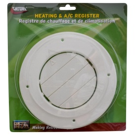 """Buy Valterra A103357VP A/C VENT SPACEPORT 4"""" WH - Air Conditioners"""