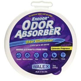 Buy Walex Products ABSORBRET EXODOR ODOR ABSORBER - LAVENDER - Pests Mold