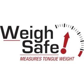 "WEIGH SAFE 4"" DROP HITCH W/ 2"" SHAN"