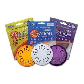 Buy Walex Products OVAASST OVATION AIR FRESHENER ASSORTED - Pests Mold and