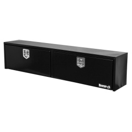 TOOLBOX,TOPSIDER,72IN,SST T-HDL,BLA