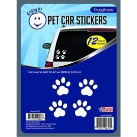 Buy Enjoy It LLC 19001CS STCKR NVR TRAVEL ALNE 8PK - Pet Accessories