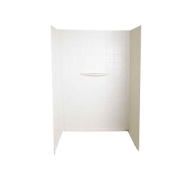 Buy Lippert 209512 24X40X62 1-Pc Tile Shower Surround - Tubs and Showers