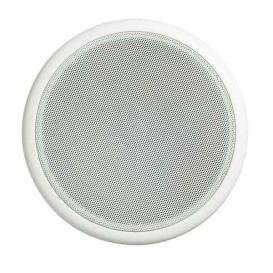 """White 6"""" Grille Speaker"""