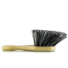 Buy Chemical Guys ACC_G09 Body and Wheel Flagged Tip Short Handle Brush -