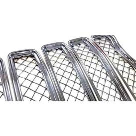 Buy Coast2Coast GI495 Chrome ABS 7 Pieces With Bezel Body Trim Molding