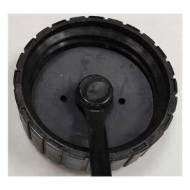 Reservoir Cap W Washer Fluid Symbol