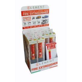 Buy Element 50050 10 Pack/50 Sec Popdisplay - Safety and Security