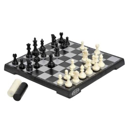 Basecamp Magnetic Chess/Checkers