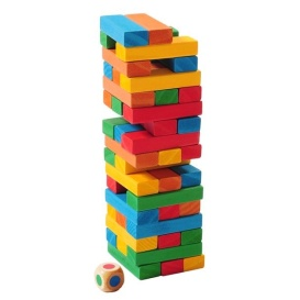 Buy GSI Sports 99976 Backpack Tumbling Towers - Games Toys & Books