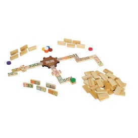 Buy GSI Sports 99980 Outside Inside Backpack Double 12 Dominos - Games