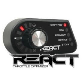 React Throttle Optimizer - Towing Version for Chrysler, Dodge, Ram