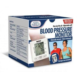 Buy Jobar JB7423CS North American Blood Pressure Monitor - Safety and
